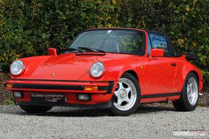 Picture of 1987 Porsche 911 Carrera 3.2 Sport G50 manual Targa For Sale