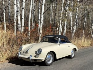 Picture of #23536 1963 Porsche 356B Super Cabriolet For Sale