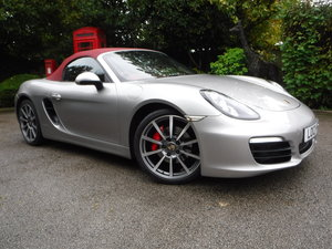 Picture of 2012 Porsche Boxster 3.4 981 S PDK (s/s) 2dr  SOLD
