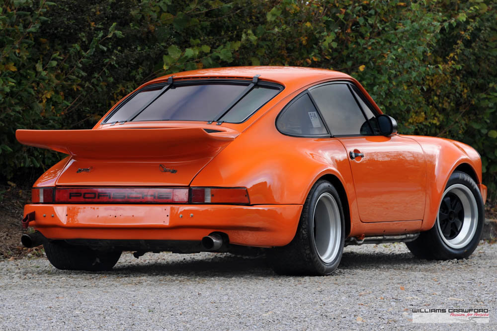 1974 RESERVED - Porsche 911 3.0 Group 4 Rally/Race (FIA) LHD For Sale (picture 2 of 6)