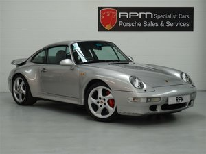 Picture of 1997 Porsche 993 Turbo - Only 19319 miles