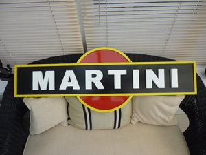 Martini Sign