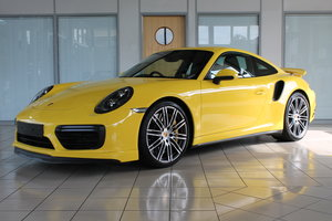 Picture of 2016 Porsche 911 (991) 3.8 Turbo PDK Coupe For Sale