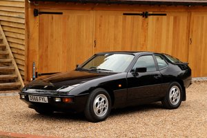 Picture of Porsche 924S, 1986.  One owner from new, 60k miles.   SOLD