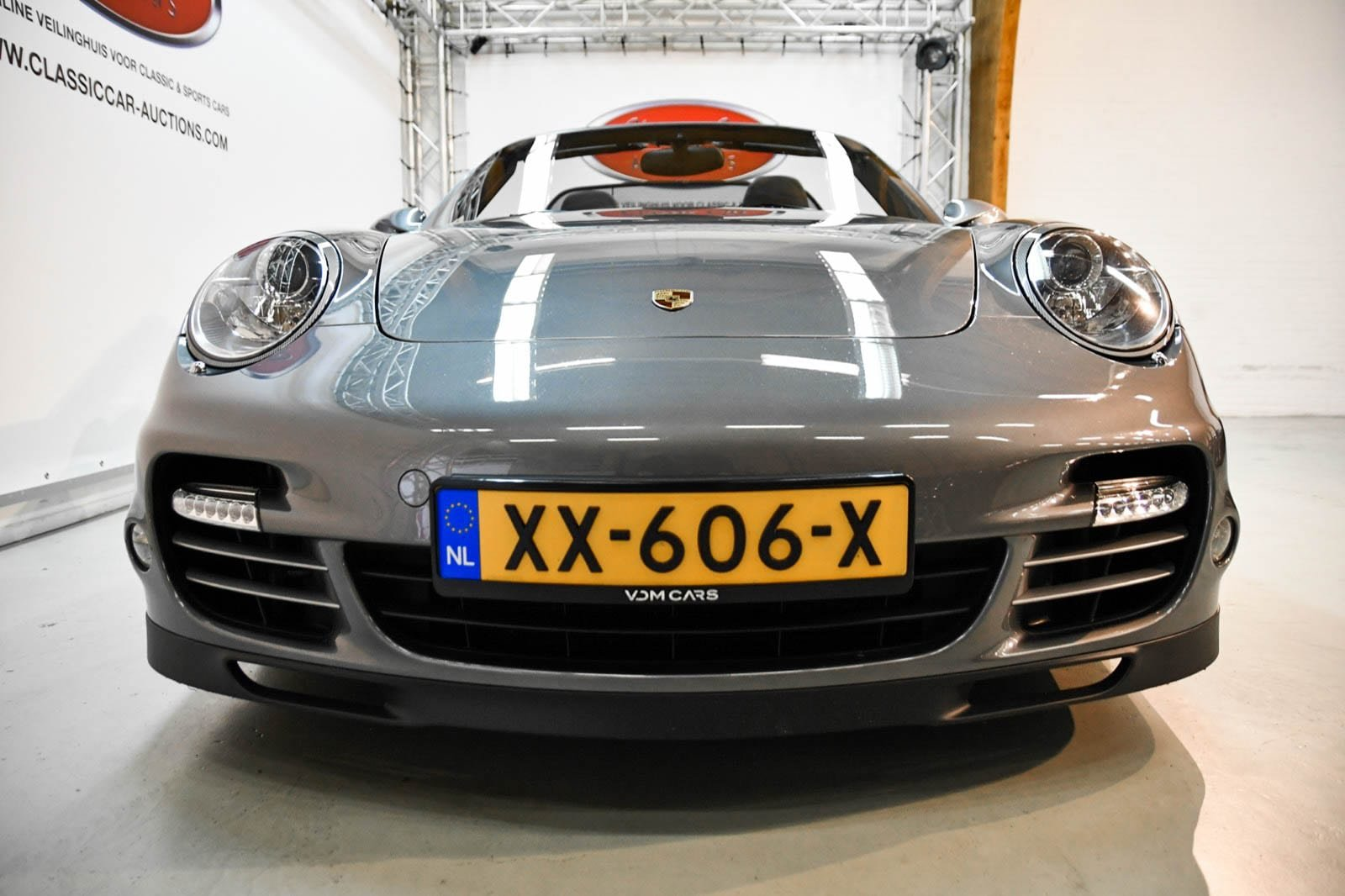Porsche 911 type 997 2 turbo 2010 For Sale by Auction (picture 2 of 6)