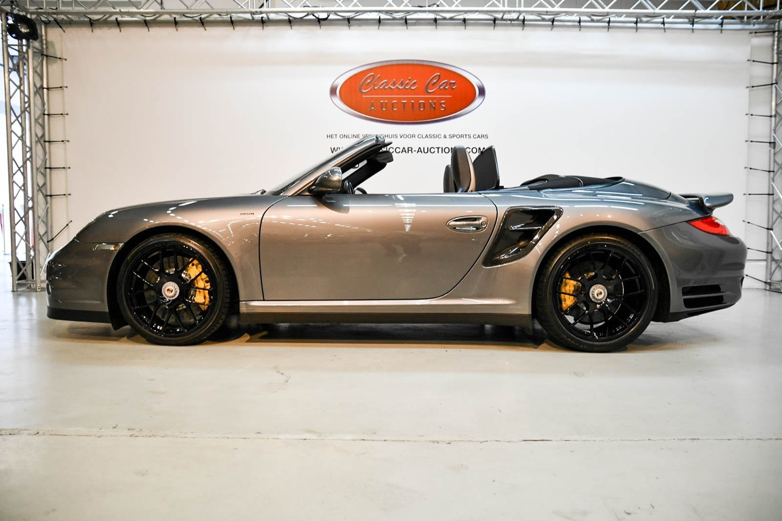 Porsche 911 type 997 2 turbo 2010 For Sale by Auction (picture 4 of 6)