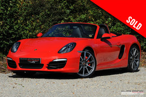 Picture of 2013 Porsche 981 Boxster S PDK SOLD