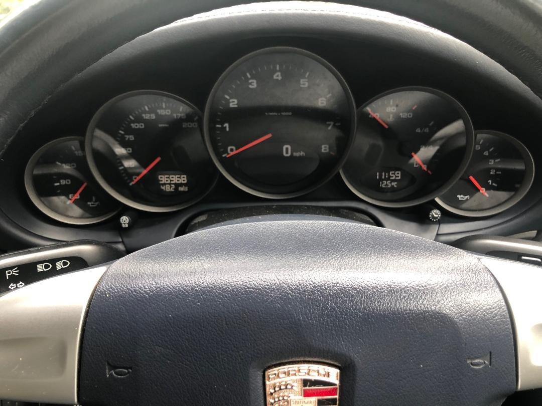 2007 Porsche 911 (997) cabriolet manual 3.6 rare For Sale (picture 6 of 6)