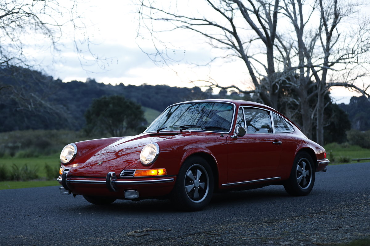 1970 Porsche 911 T  For Sale (picture 1 of 6)