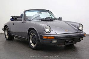 Picture of 1986 Porsche Carrera Cabriolet For Sale