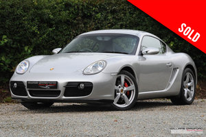 Picture of 2006 Porsche 987 Cayman S manual SOLD