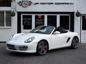 Picture of 2011 Porsche Boxster Gen 2 2.9 Manual Carrera White Huge Spec! SOLD