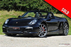 Picture of 2014 (2015 MY) Porsche 981 Boxster S PDK SOLD