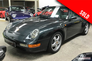 Picture of 1994 (1995 MY) Porsche 993 (911) Carrera 2 manual coupe SOLD