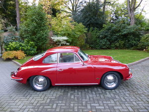 Picture of 1962 Porsche 356 T6 Coupe LHD For Sale