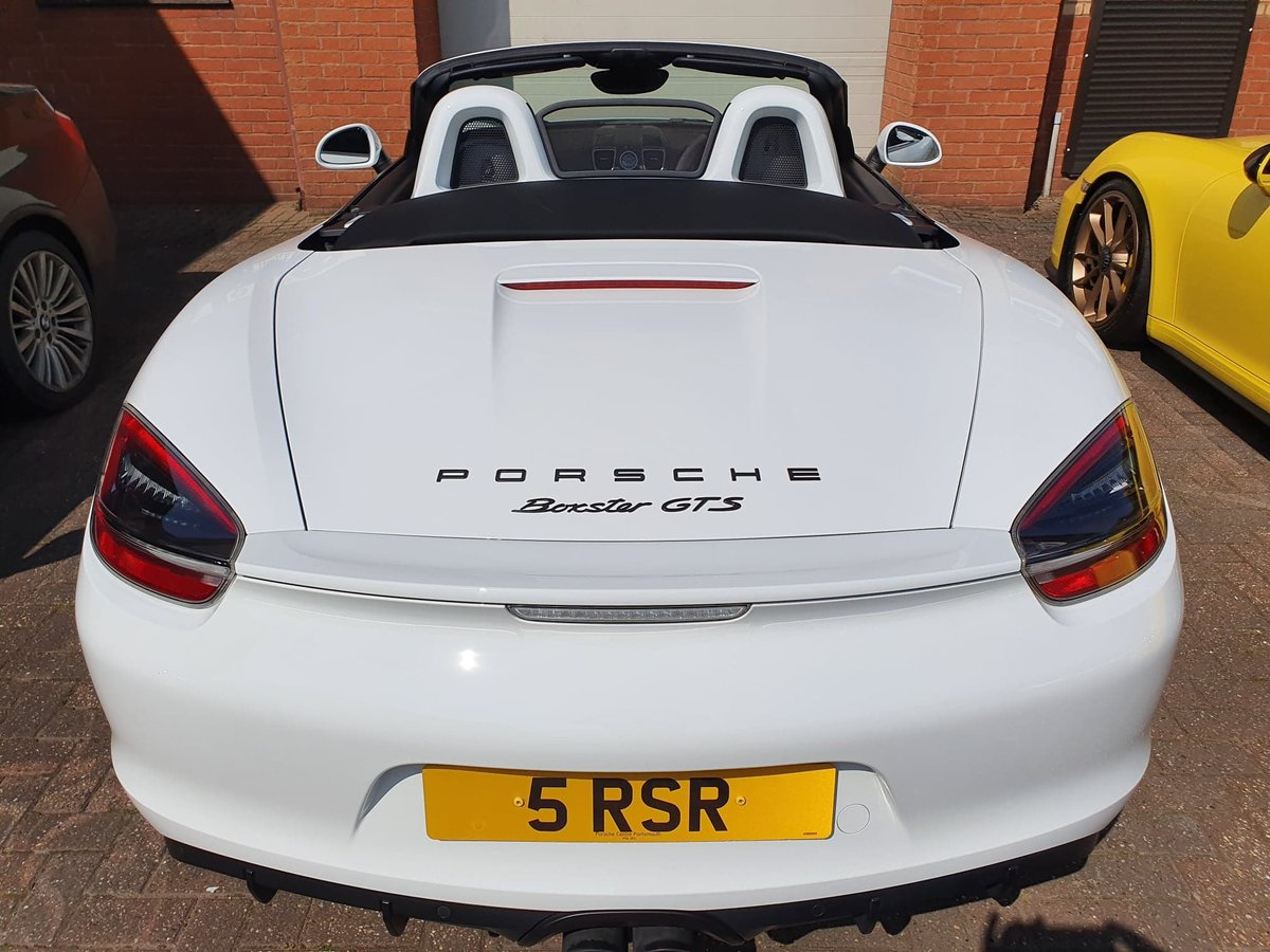6 RSR - Cherished Dateless Number Plate For Sale (picture 4 of 4)