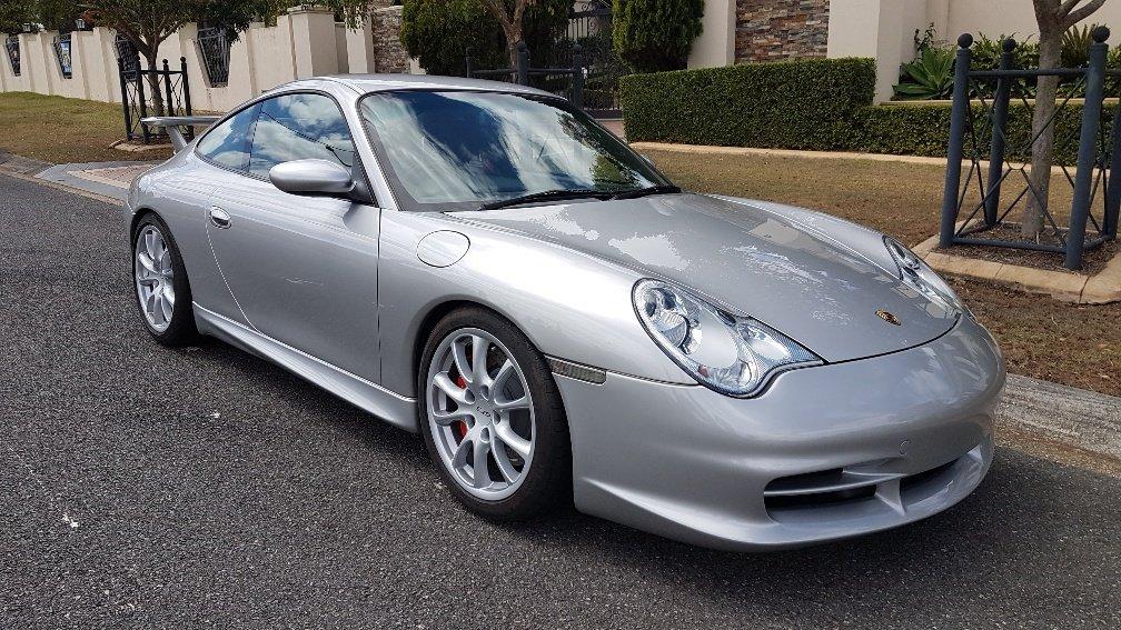2003 PORSCHE GT3 996 MK2 For Sale (picture 1 of 6)