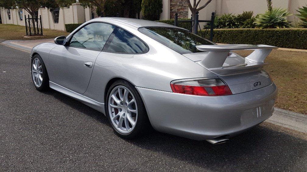 2003 PORSCHE GT3 996 MK2 For Sale (picture 2 of 6)