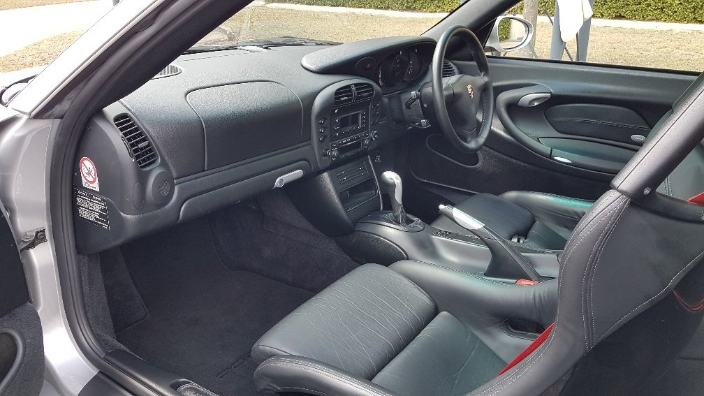2003 PORSCHE GT3 996 MK2 For Sale (picture 4 of 6)