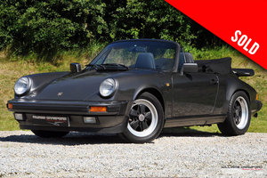Picture of 1989 Porsche 911 Carrera 3.2 G50 manual cabriolet  SOLD