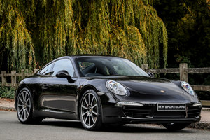 Picture of 2012 Porsche 911 Carrera S 3.8 991 Coupe PDK Black PSE & CHRONO