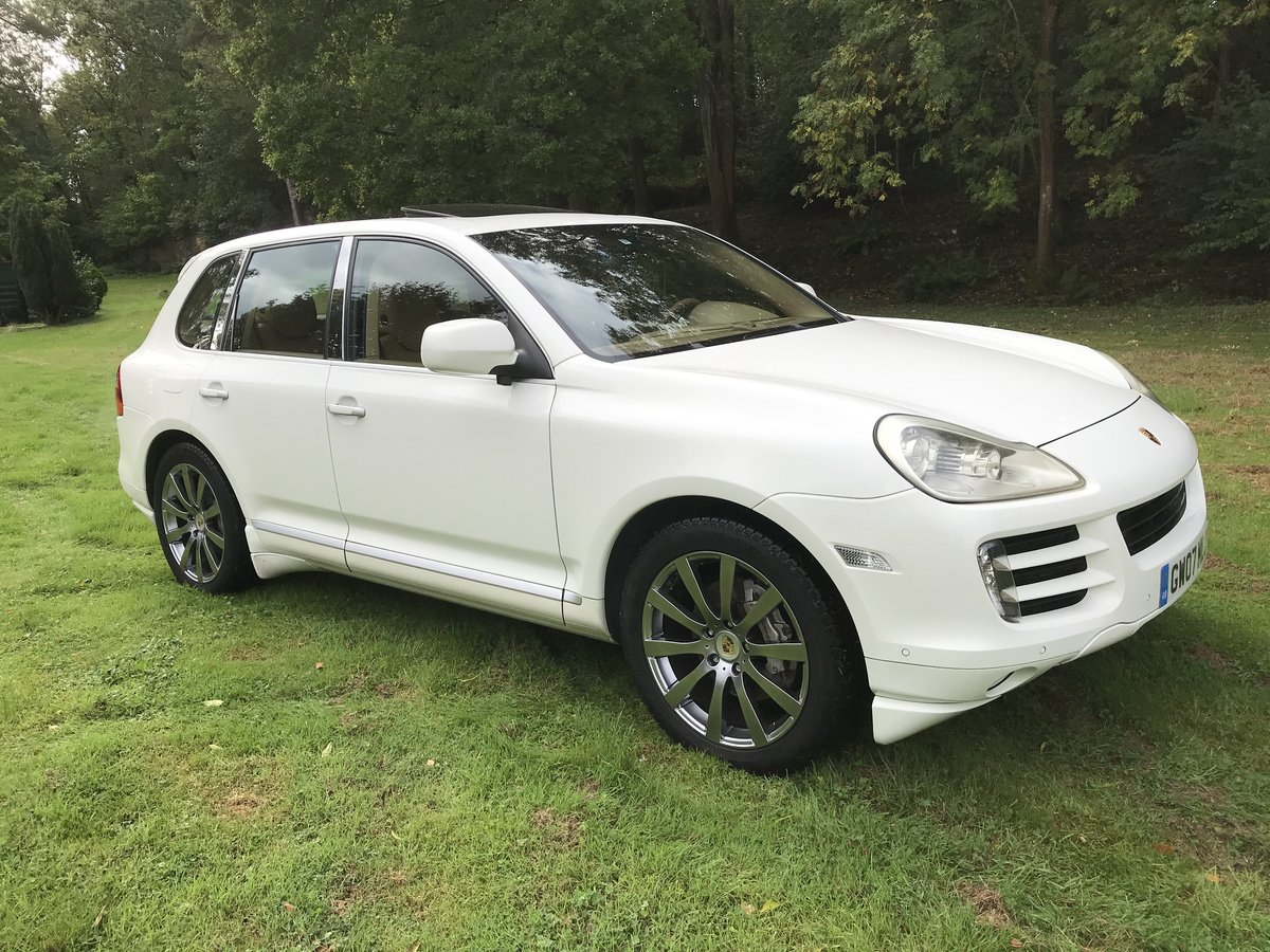 2007 Porsche Cayenne 4.8 S Left Hand Drive For Sale (picture 2 of 6)