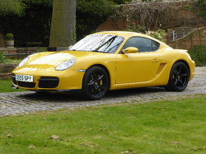 Picture of 2005 Porsche Cayman 3.4 S