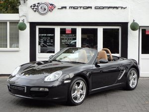 Picture of 2006 Porsche Boxster 2.7 Manual Basalt Black Huge Spec! For Sale