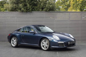 PORSCHE 911 (997.2) CARRERA 4 COUPE LOW MILES
