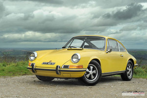 Picture of 1969 Beautifully original Porsche 911 E 2.0 LHD coupe For Sale
