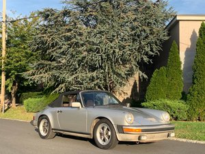 Picture of #23526 1983 Porsche 911SC Cabriolet   For Sale