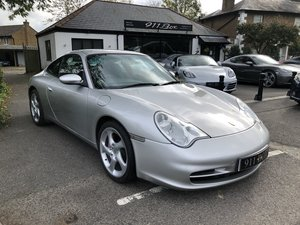 PORSCHE 911 (996) 3.6 CARRERA 2 TIPTRONIC COUPE