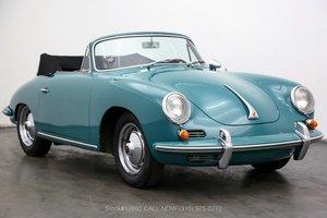 Picture of 1963 Porsche 356B Cabriolet For Sale