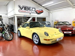 Picture of 1997 Porsche 993 Targa Exclusive Manufaktur / Warranted 40k Miles