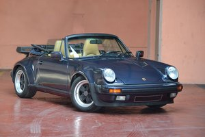Picture of 1987 Porsche 911 3.2L Cabriolet Turbo Look Usine No reserve