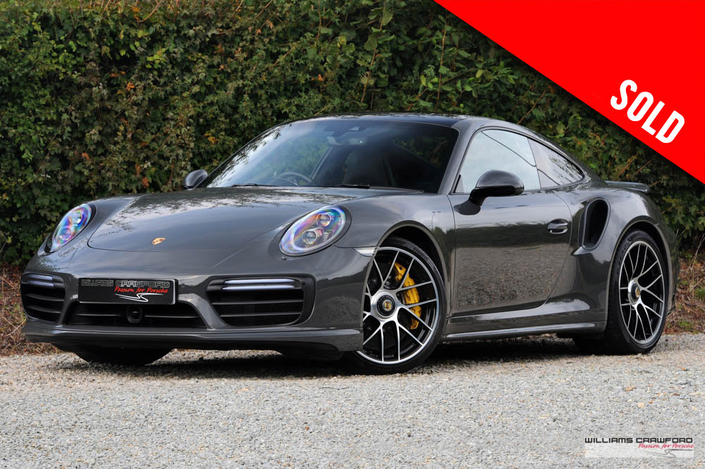 2017 (2018 MY) Porsche 991.2 (911) Turbo S PDK coupe SOLD (picture 1 of 6)