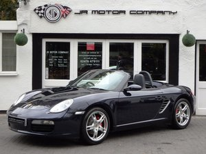 Picture of 2005 Porsche Boxster 2.7 Manual Midnight Blue Big Spec! For Sale