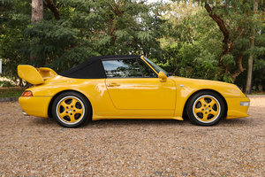 Picture of 1996  JUST ONE PRIVATE OWNER FROM NEW - ORIGINAL PORSCHE BODYKIT