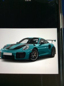 Picture of Wanted Porsche GT2 RS 2018 for island Even Trade