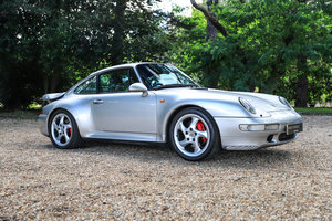 WELL PRESENTED - DESIRABLE CLASSIC - WIDE BODIED CARRERA S