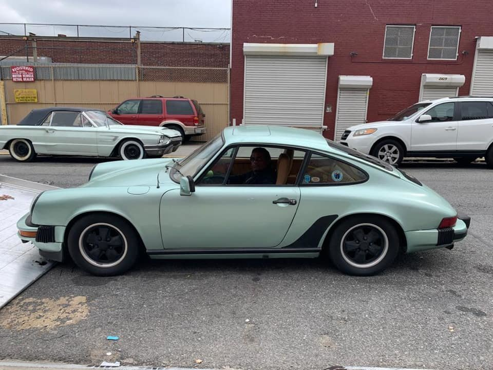 1976 PORSCHE 911S COUPE For Sale (picture 1 of 6)