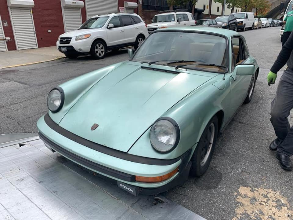 1976 PORSCHE 911S COUPE For Sale (picture 3 of 6)