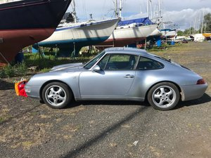 Picture of 1994 993 Carrera 4, Manual 6 speed,  Artic Silver.