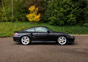Picture of 2005 Porsche 911 996 Turbo S