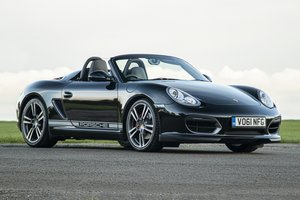 Picture of 2011 Porsche Boxster Spyder (987) Manual