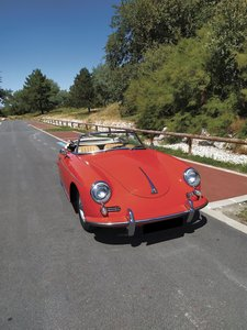 Picture of 1960 Porsche 356B 1600S Roadster
