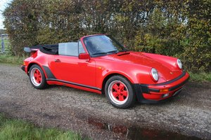 Picture of 1989 Porsche 911 supersport / turbo-look m491 930