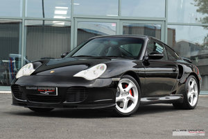 Picture of 2001 (2002 MY) Porsche 996 (911) Turbo Tiptronic S coupe