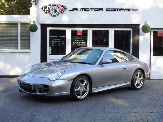 2004 911 996 40th Anniversary Edition Very Rare Only 58000 Miles For Sale