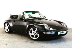 Picture of 1997 Porsche 993 Carrera 4 Cabriolet, with a great history